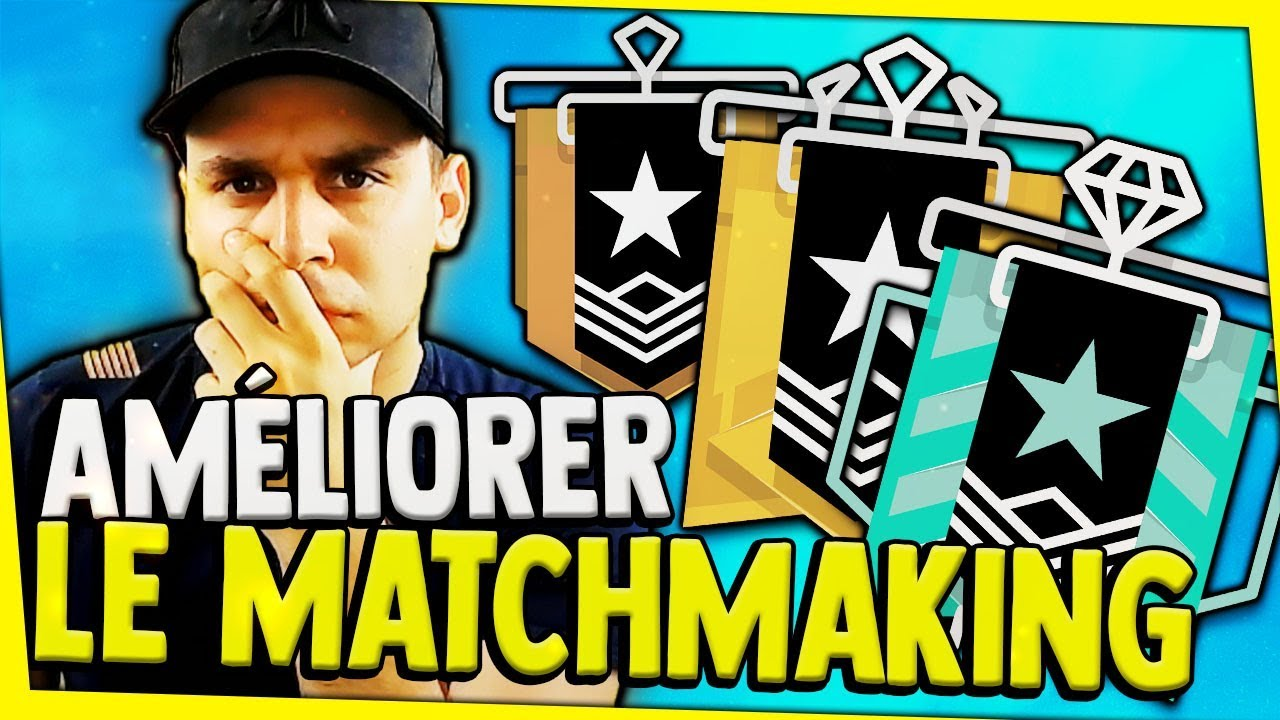 le-matchmaking-a-ameliorer-rainbow-six-siege