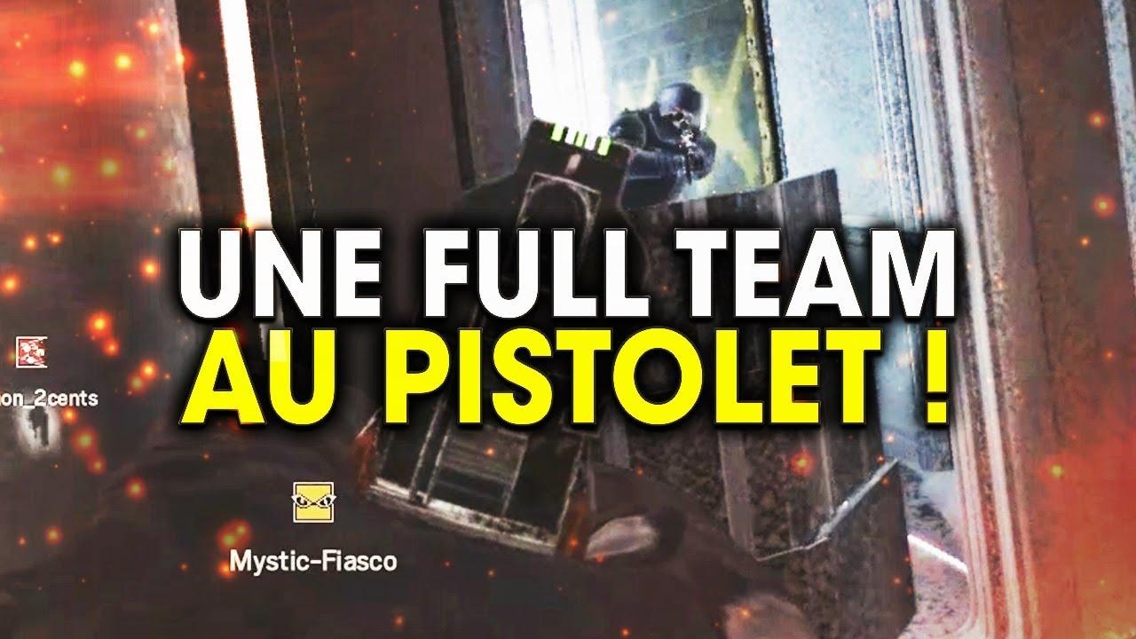 une-full-team-au-pistolet-rainbow-six-siege