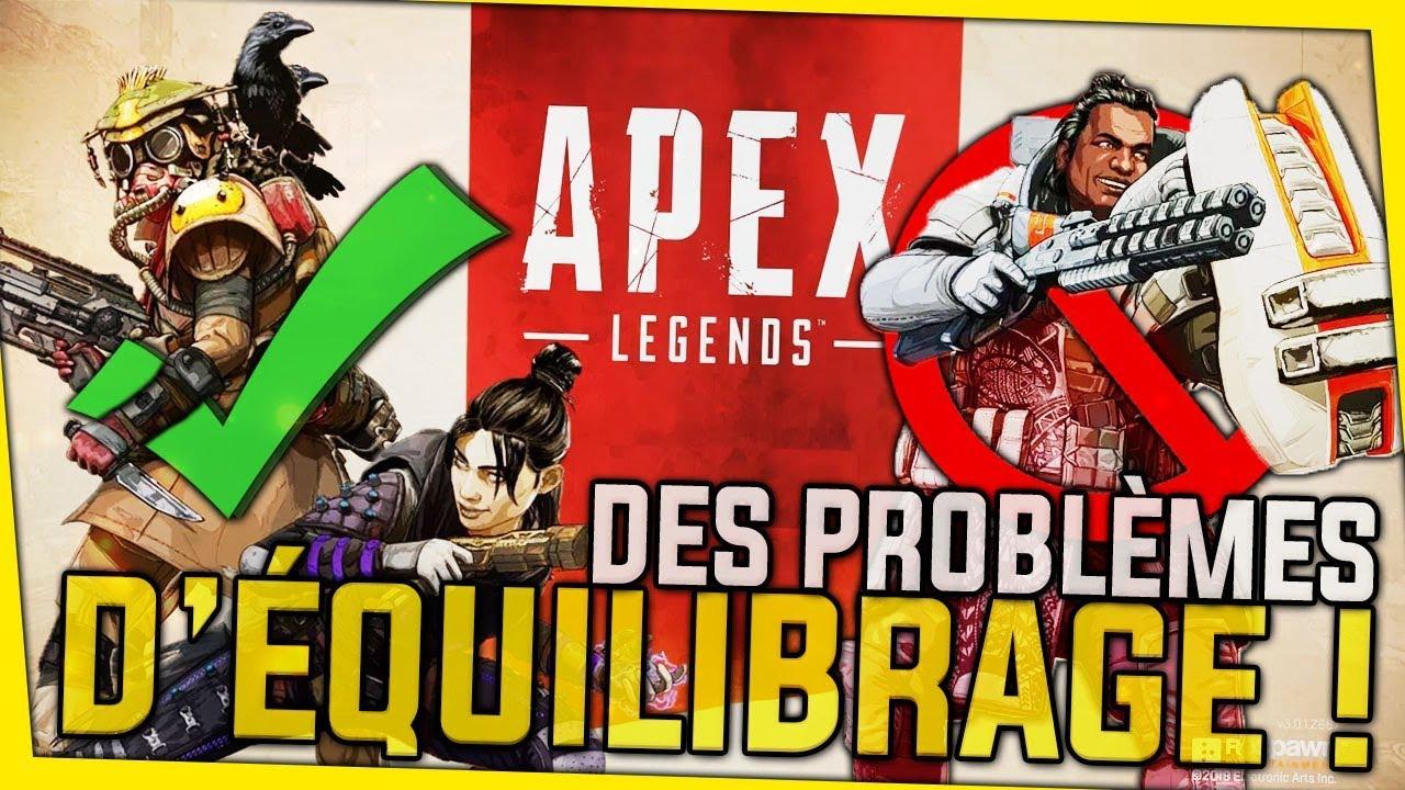 des-problemes-dequilibrage-apex-legends