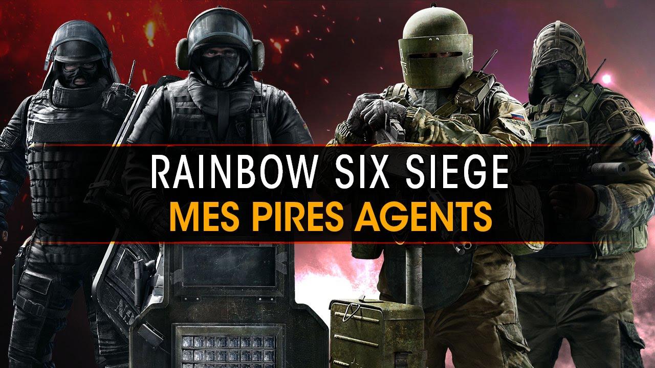 les-agents-que-jaime-le-moins-sur-rainbow-six-siege