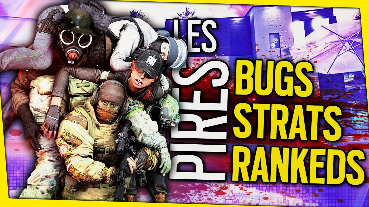 les-pires-rankeds-du-monde-rainbow-six-siege