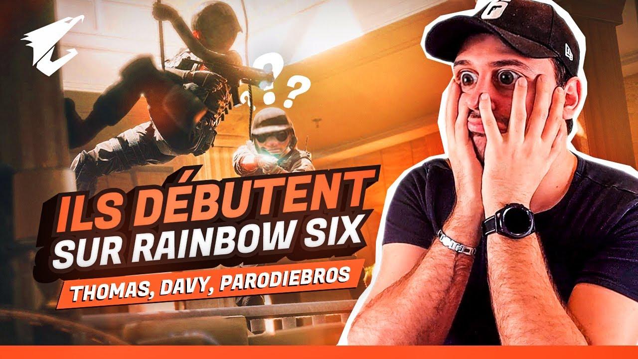leurs-debuts-sur-rainbow-six-siege-ft-les-parodie-bros-davy-mourier-thomas-combret